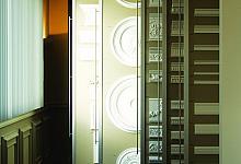 Na zdjęciu jest użyta listwa przypodłogowa SX118.