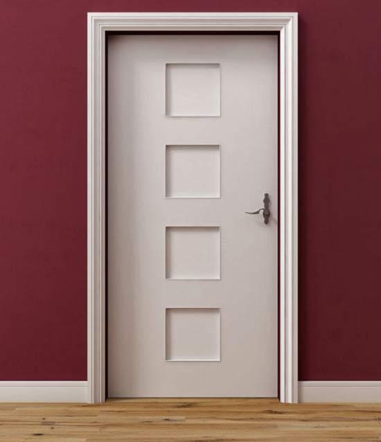 Listwy wokół drzwi ozdobne