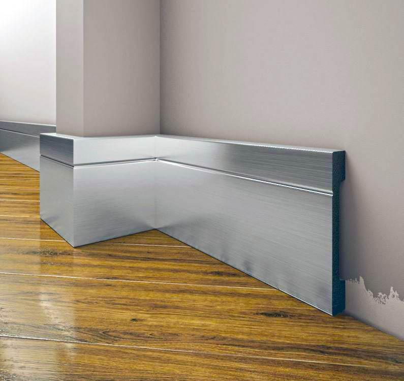 Listwy przypodłogowe aluminiowe cezar - listwy aluminiowe, listwa aluminiowa, listwa z aluminum