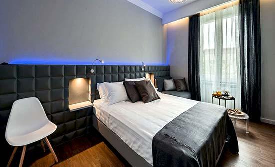Nowoczesna sypialnia inspiracje 2020 - Cechy nowoczesnej sypialni