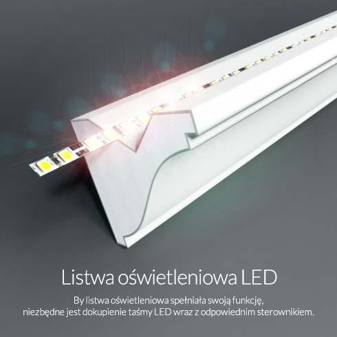 Listwa z LED