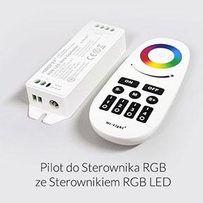Sterownik RGB LED