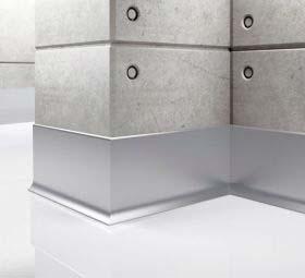 Listwy przypodłogowe aluminiowe cena