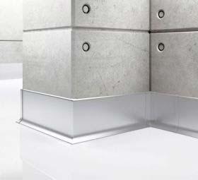 Listwy przypodłogowe aluminiowe cezar i inox
