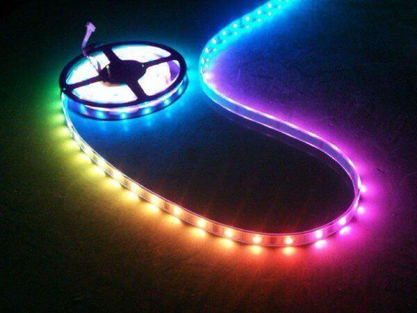 Taśmy LED RGB zestawy