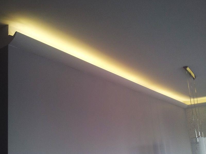 Gzymsy oświetleniowe LED - Gzyms LED