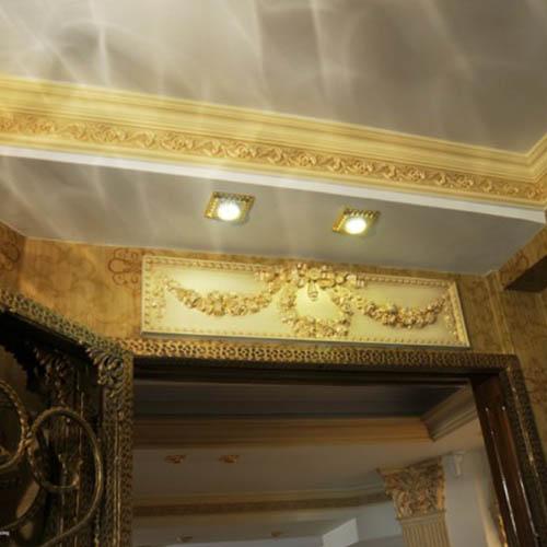 Wnętrze w stylu pałacowym