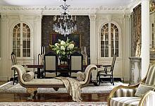 wnętrze w stylu renesansowym