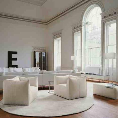 Tradycyjne wnętrze z elementami współczesnego designu